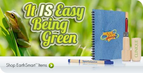 go green products - recycled products